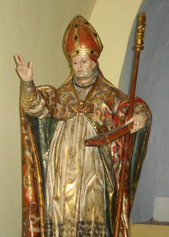 Saint turibio de mogrovejo 11