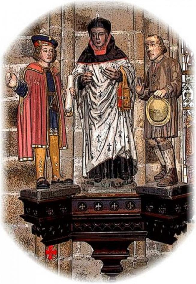 Saint yves helory de kermartin 11