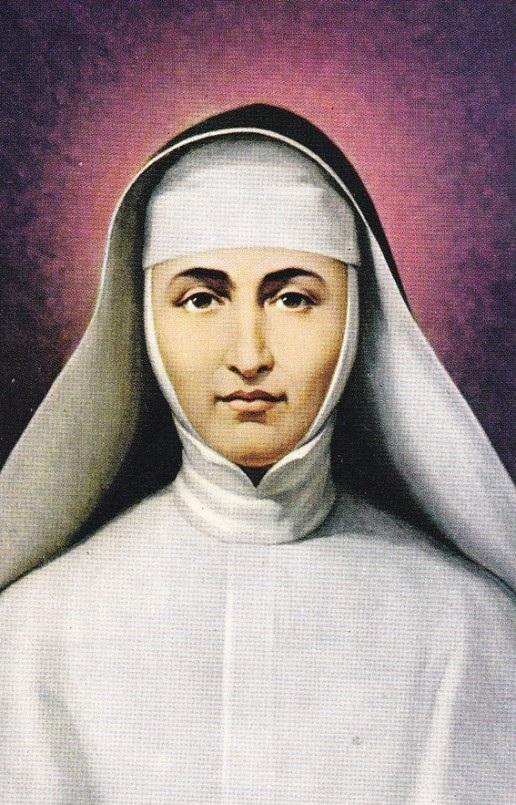 Sainte agostina livia pietrantoni