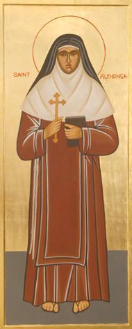 Sainte alphonsine de l immaculee conception anne muttathupadathu vierge clarisse 1910 1947
