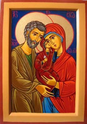 Sainte anne et saint joachim parents de la vierge marie 1