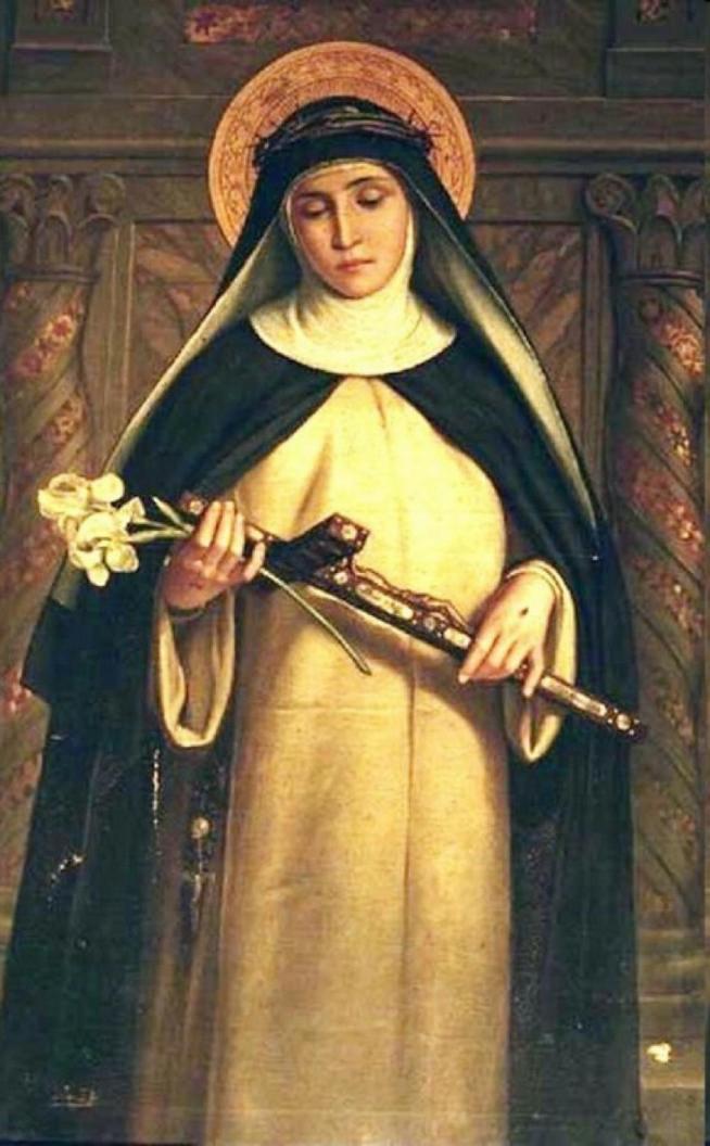 Sainte catherine de sienne 11
