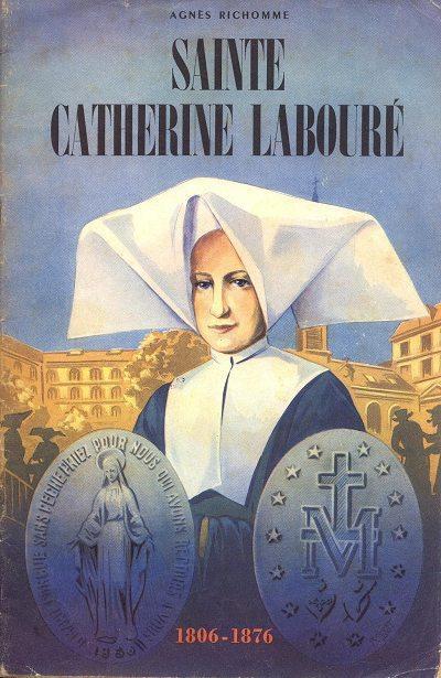 Sainte catherine laboure