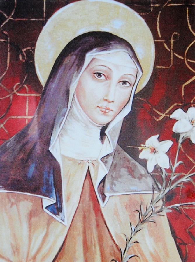 Sainte claire d assise vierge et fondatrice d ordre 1194 1253 2
