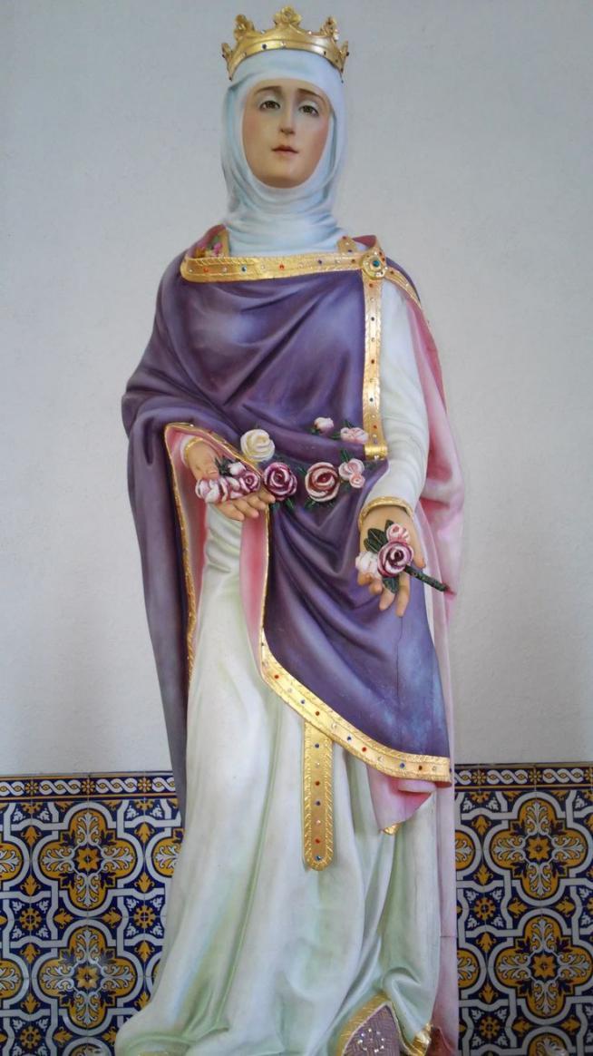 Sainte elisabeth isabelle d aragon