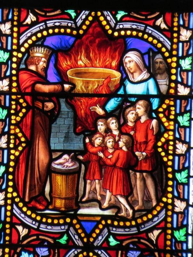 Sainte felicite et ses sept fils 11
