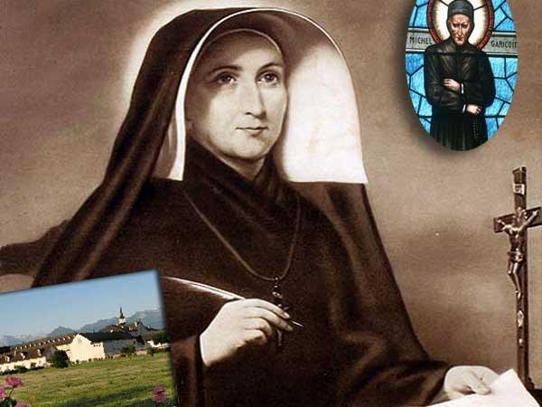 Sainte jeanne elisabeth bichier des ages