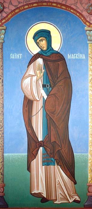 Sainte macrine la jeune fille ainee d une etonnante famille de saints 380