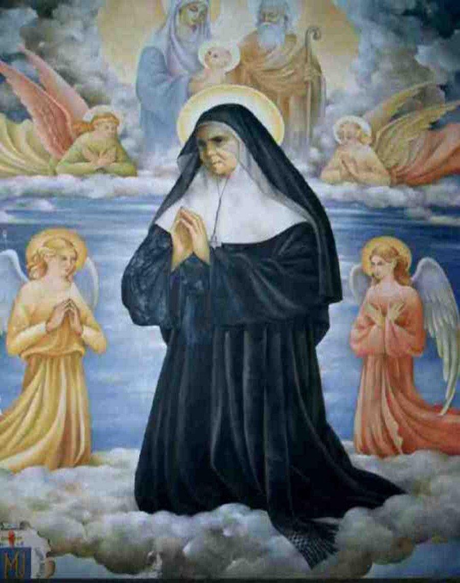 Neuvaine à Notre Dame de Lourdes pour les malades!! Sainte-marie-emilie-de-rodat