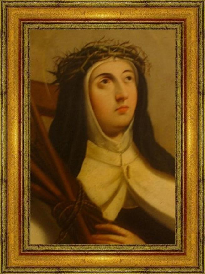 Sainte marie madeleine de pazzi 11