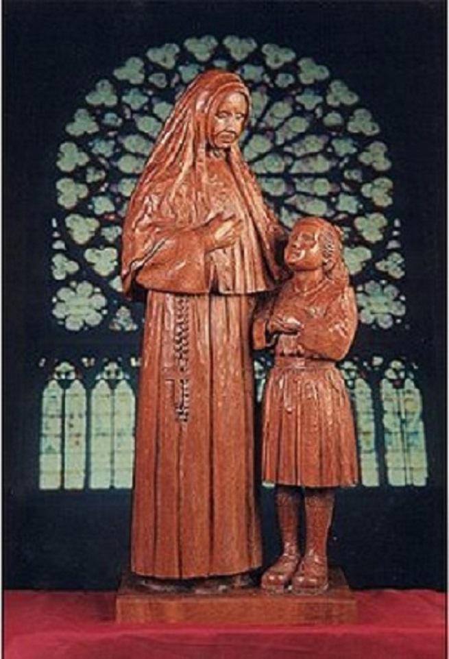 Sainte paule de saint joseph de calasanz montal fornes