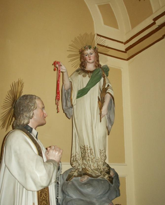 Sainte philomene et le cure d ars