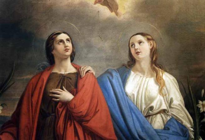Sainte rufine et sainte seconde vierges et martyres iiieme s 2