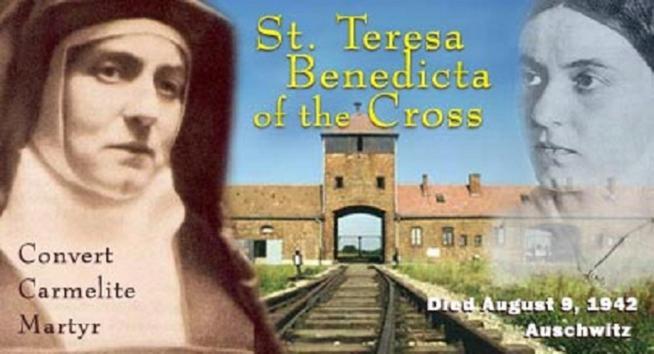 Sainte therese benedicte de la croix 11