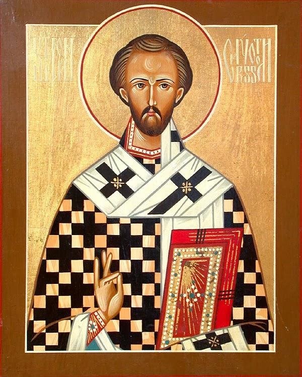 Saints et Saintes du jour - Page 13 Saintjeanchrysostome