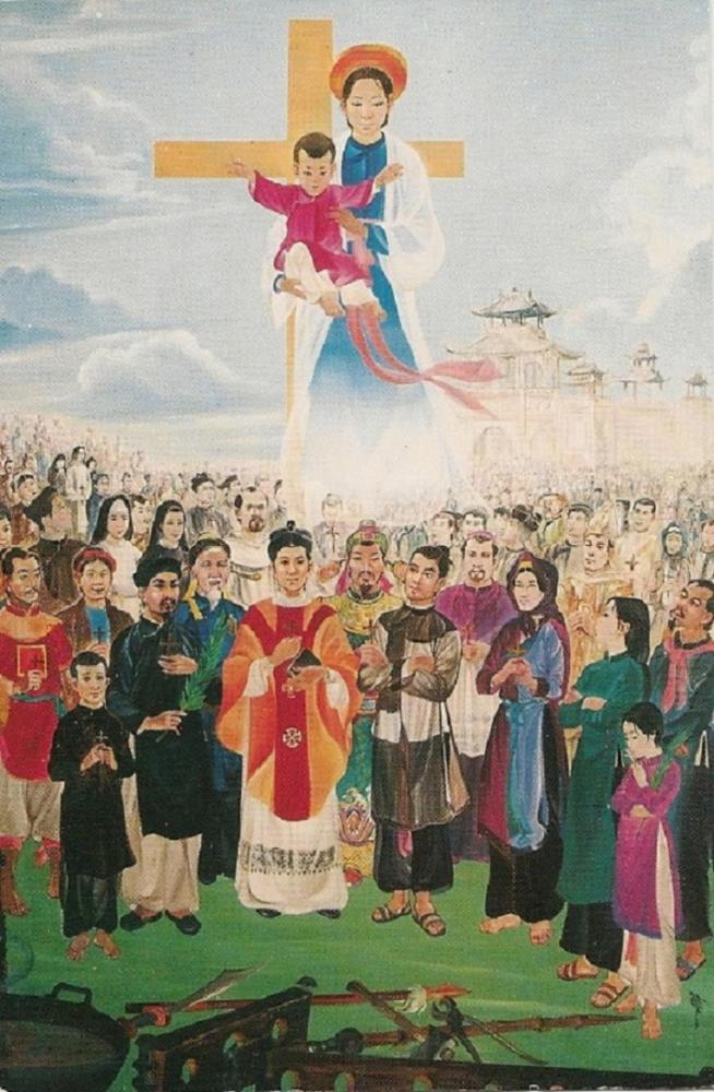 Saints martyrs du tonkin 11