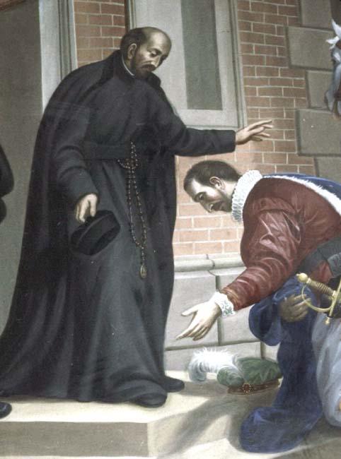 San francesco borgia