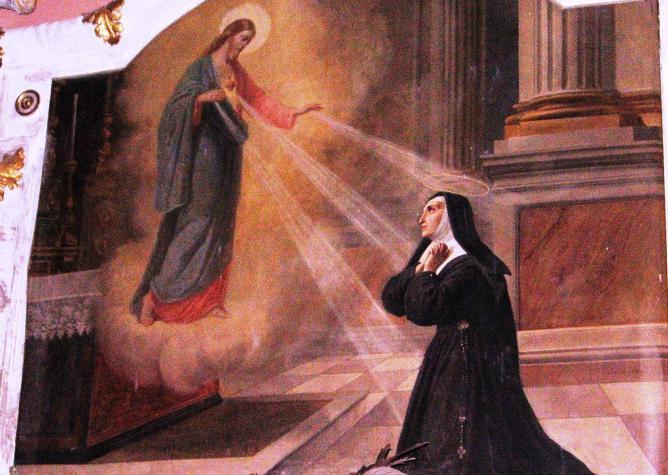San michele santa margherita maria alacoque2