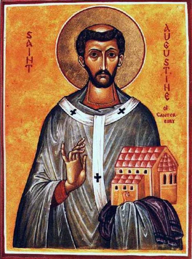 Sant agostino di canterbury 11