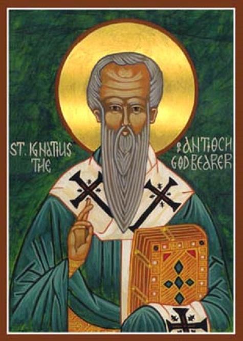 Sant ignazio di antiochia g 2