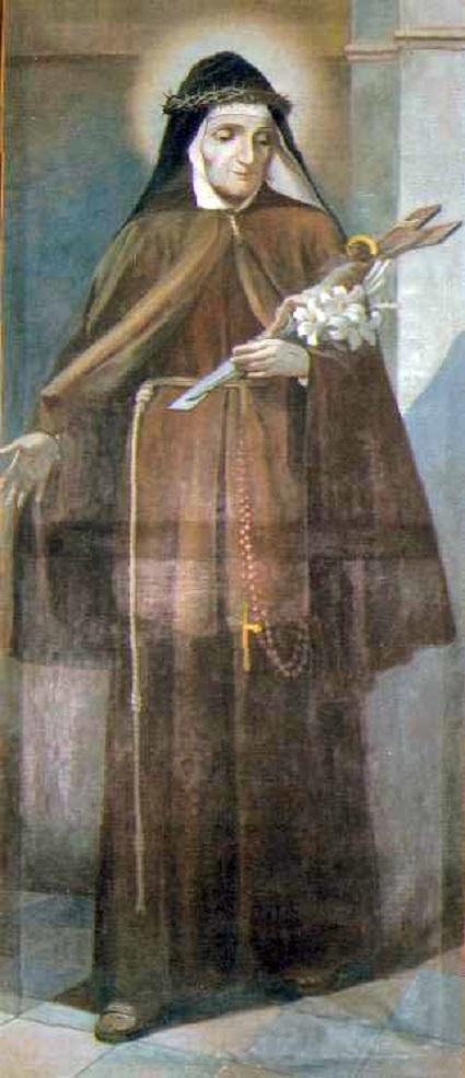 Santa maria francesca delle cinque piaghe anna maria gallo c 2