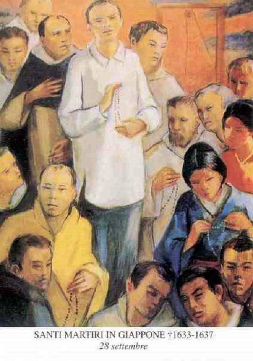 Santi lorenzo ruiz di manila e compagni 2