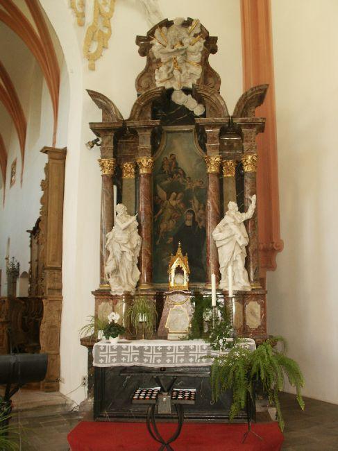 Schoenau kirche 004