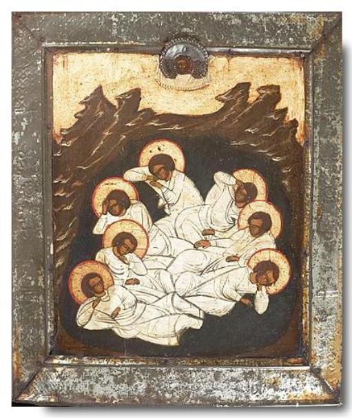 Seven sleepers russia xix