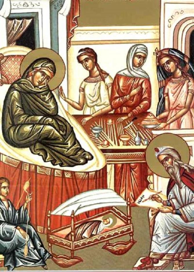 Sfantul ioan botezatorul 2