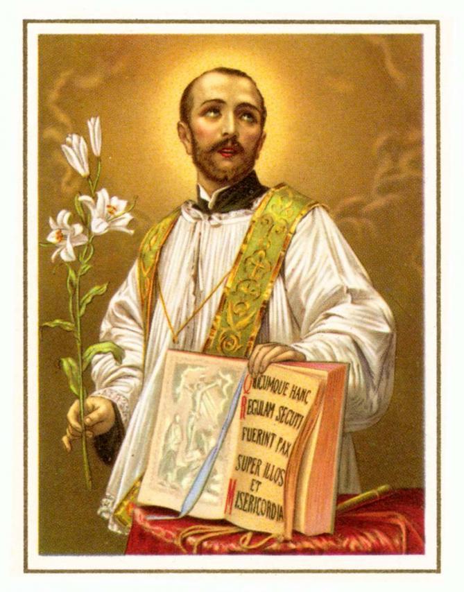 St antoine marie zaccaria pretre et fondateur 1502 1540