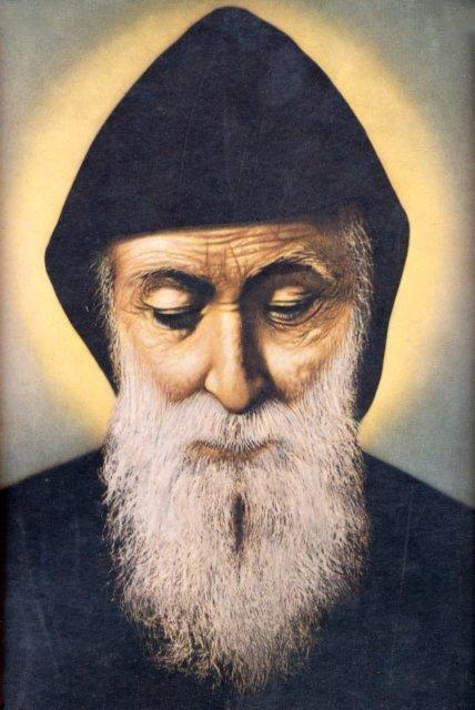 St charbel makhlouf pretre et moine maronite 1828 1900