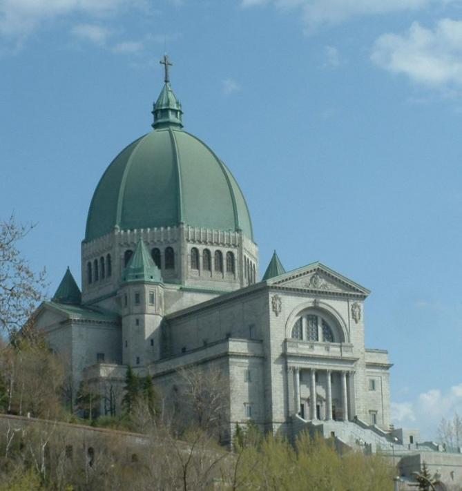 St josephs oratory