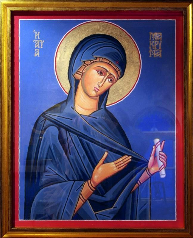 St macrina icon 1