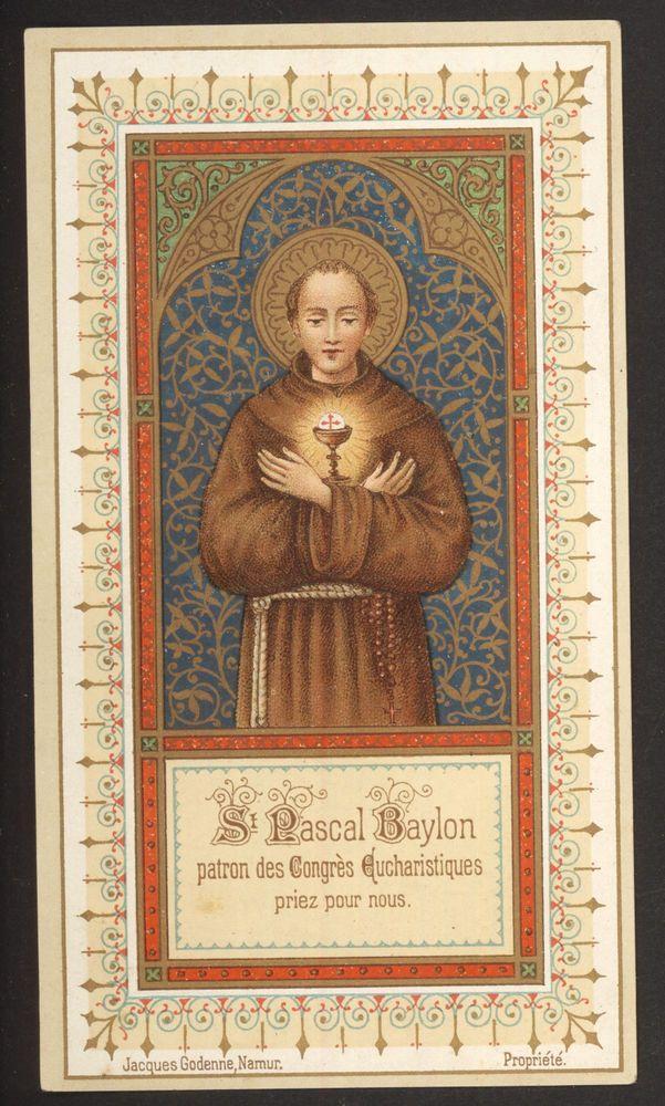 St pascal baylon