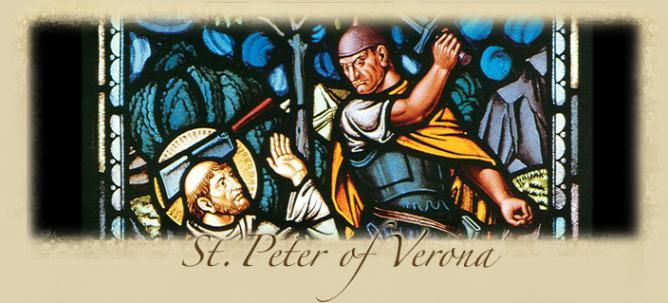 St peter of verona 1