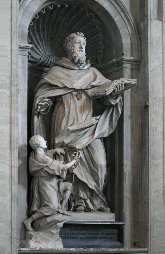 St pierre nolasque