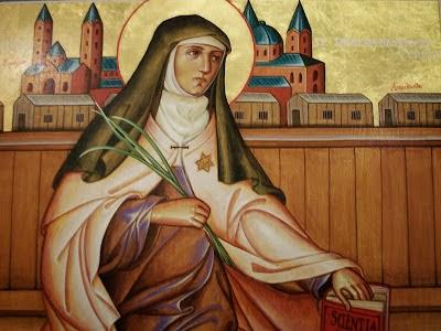 St terese benedict