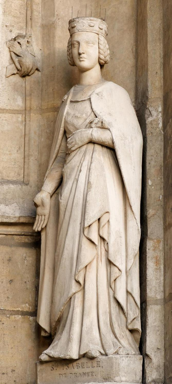 St isabel of france saint germain l auxerrois 11