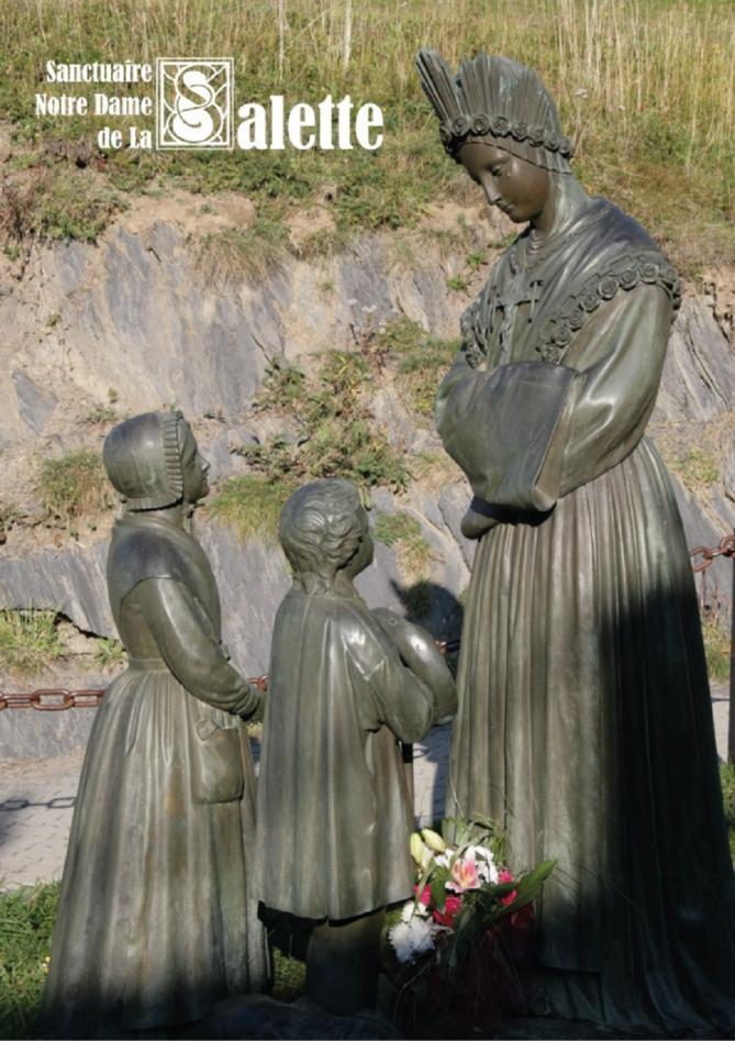 Statues notre dame de la salette 2
