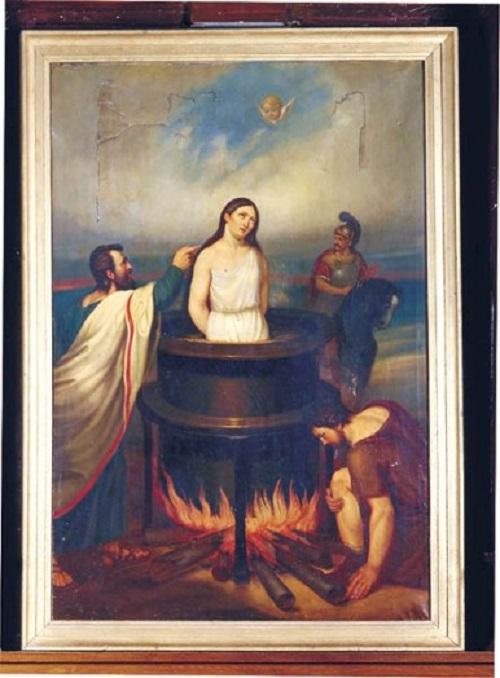 La littérature chrétienne au Moyen-Âge – Anglo-Saxonne – Allemagne – France (extraits et images) Ste-julienne-de-nicomedie.2
