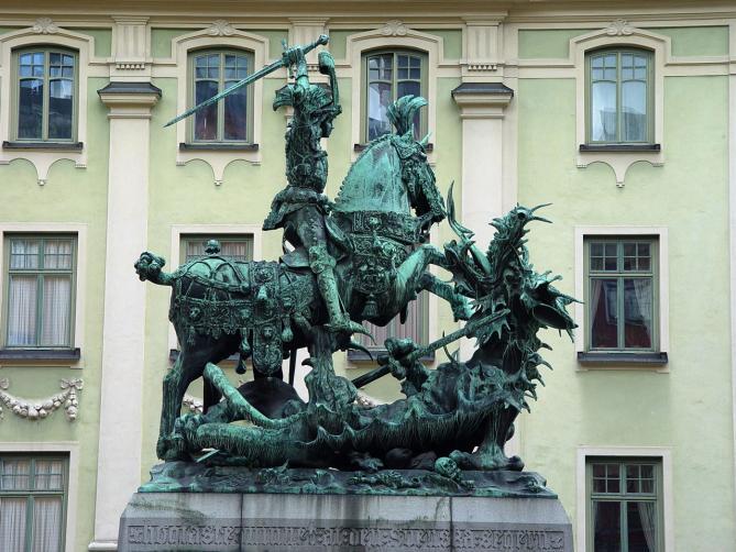 Stockholm gamla stan 6
