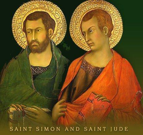 Saint Simon and Saint Jude, Apostles