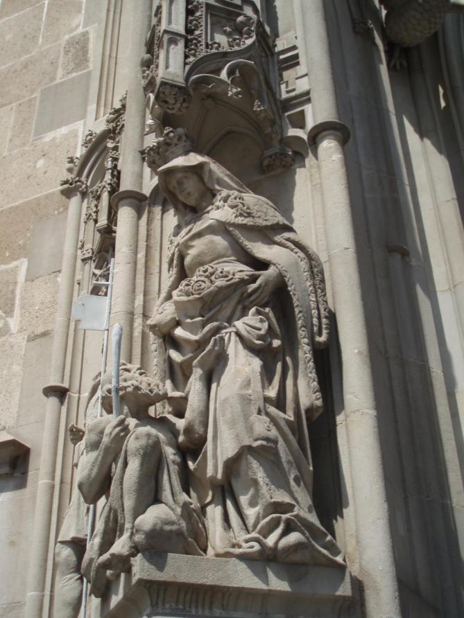 ✟Les Saints - Les Saintes du  Jour✟ - Page 18 Svataalzbetadomkosice