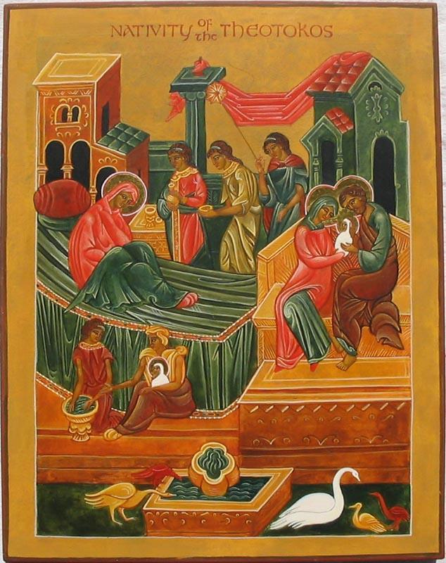Theotokos nativityol 1