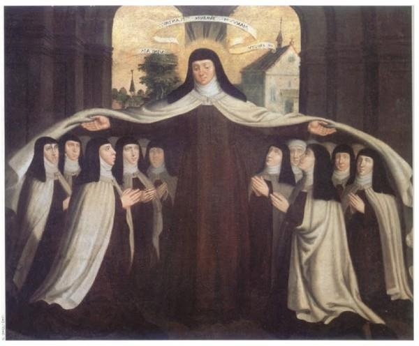 Toile ste therese d avila 2