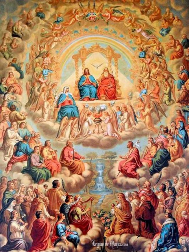 Tous les saints 11