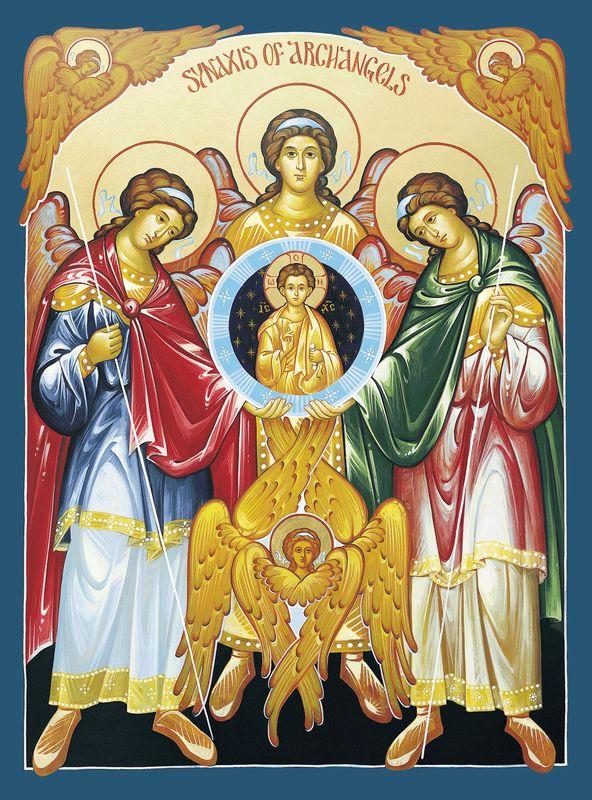 Bon mardi. trois-saints-archanges-2