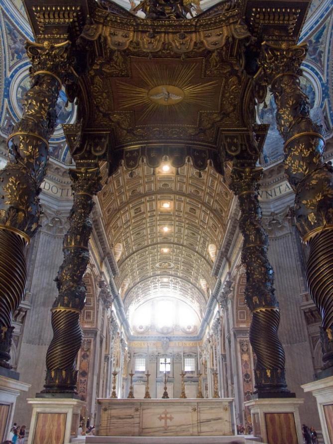 Vatican stpierre interieur gd 11