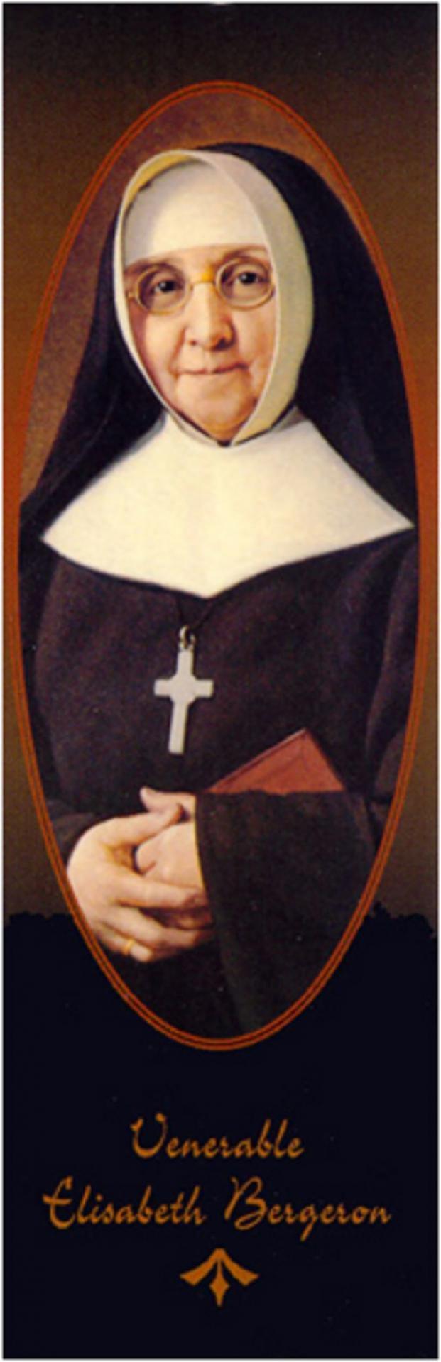 Venerable elisabeth bergeron 11
