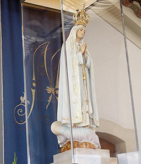 Vierge de fatima c